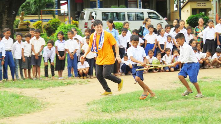カンボジアヤヨイ学校 活動報告04