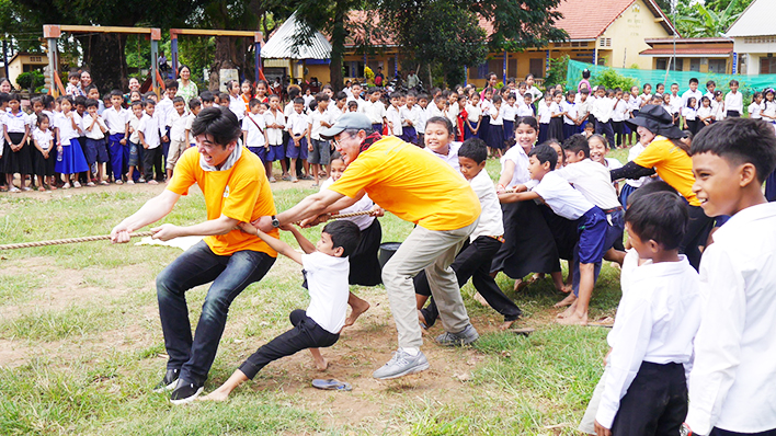 カンボジアヤヨイ学校 活動報告05