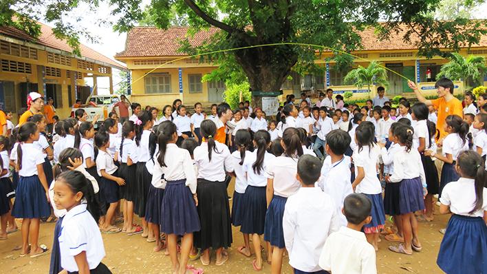 カンボジアヤヨイ学校 活動報告06