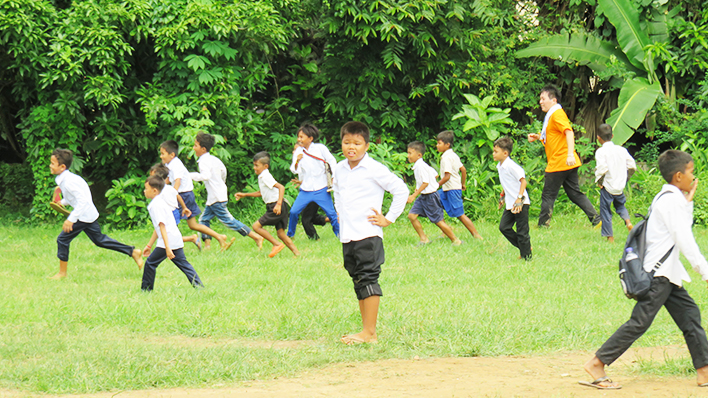 カンボジアヤヨイ学校 活動報告07