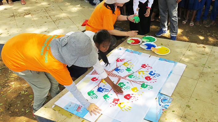 カンボジアヤヨイ学校 活動報告08