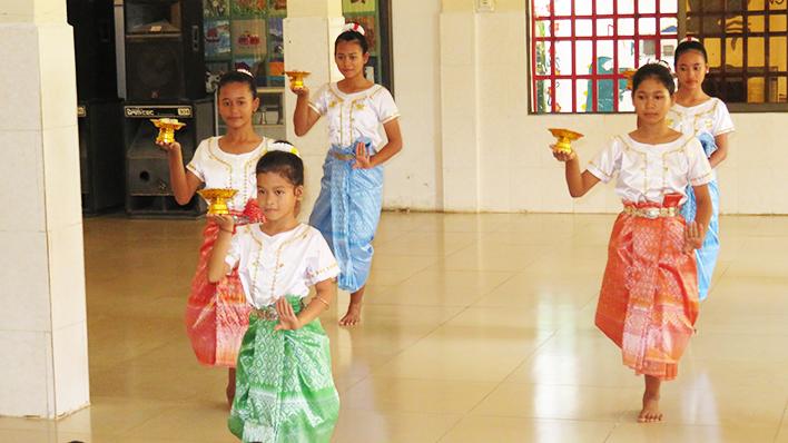 カンボジアヤヨイ学校 活動報告12
