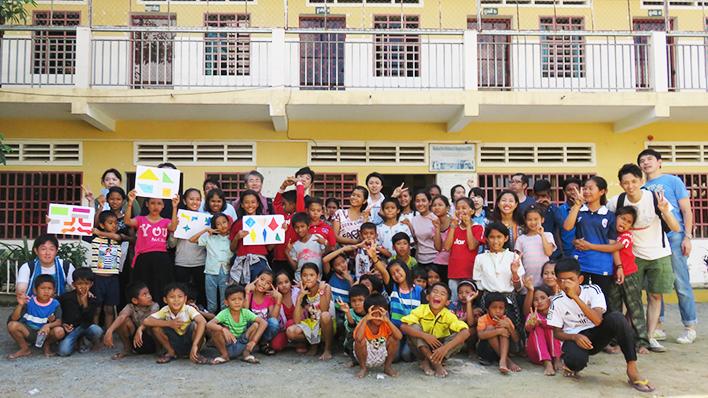 カンボジアヤヨイ学校 活動報告16