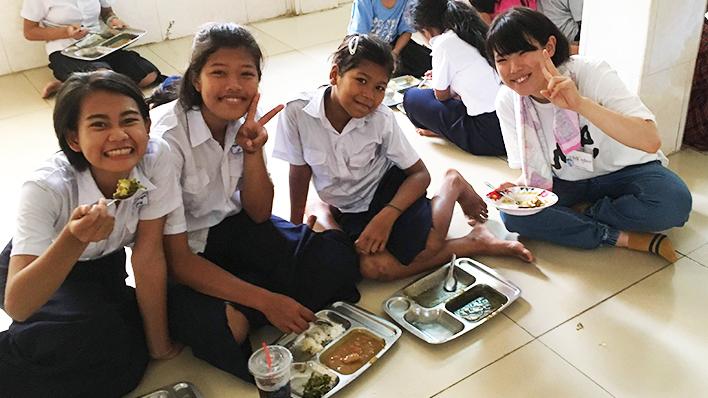 カンボジアヤヨイ学校 活動報告13