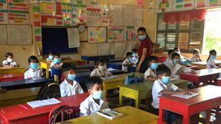 カンボジアヤヨイ学校 活動報告01