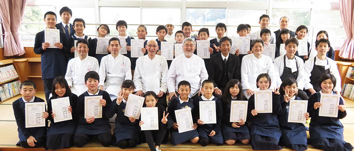 熊本県益城町立津森小学校